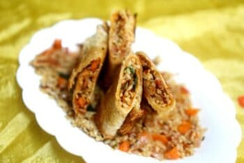 Oo Mugi Brown Bread Roll (Healthy Recipe For Kids ) - Plattershare - Recipes, Food Stories And Food Enthusiasts