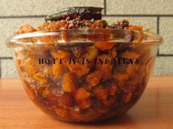 Kada Chakka Achaar (Bread Fruit Pickle) - Plattershare - Recipes, Food Stories And Food Enthusiasts
