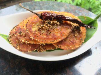 Mini Handvo Or Vegetable Cake Using Oomugi Barley - Plattershare - Recipes, Food Stories And Food Enthusiasts
