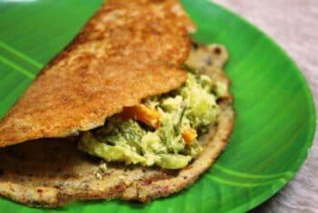 Navadhanya Adai - Plattershare - Recipes, Food Stories And Food Enthusiasts