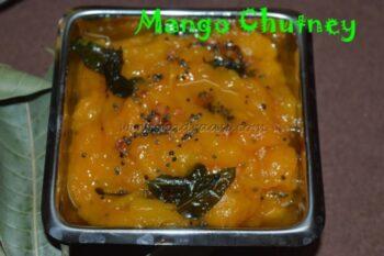 Mango Chutney - Plattershare - Recipes, Food Stories And Food Enthusiasts