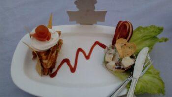Tandoori Paneer Pastries - Plattershare - Recipes, Food Stories And Food Enthusiasts