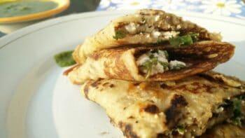Dalia Cheela | Broken Wheat Pancake - Plattershare - Recipes, Food Stories And Food Enthusiasts