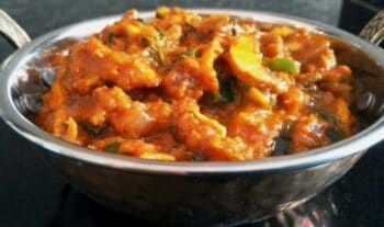 Hot And Spicy Kadai Mushroom Masala - Plattershare - Recipes, Food Stories And Food Enthusiasts