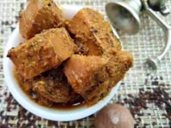 Jack Fruit Pickle - Plattershare - Recipes, Food Stories And Food Enthusiasts