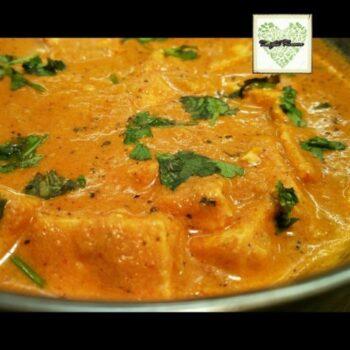 Lasooni Methi Shahi Paneer ( Low Fat) - Plattershare - Recipes, Food Stories And Food Enthusiasts