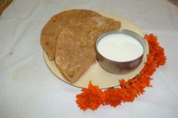 Maharashtrian Dish: Puran Poli - Plattershare - Recipes, Food Stories And Food Enthusiasts