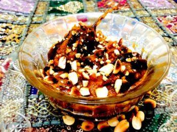 Peanut &Amp; Tamarind Stuffed Eggplants - Plattershare - Recipes, Food Stories And Food Enthusiasts
