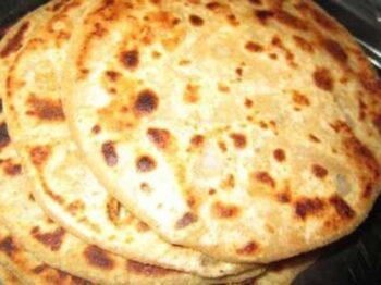Sattu Ka Parathha/ Stuffed Roasted Gram Flour Parathha - Plattershare - Recipes, Food Stories And Food Enthusiasts