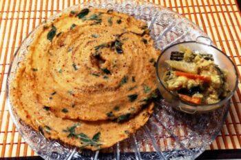 Tasty And Spicy Kodo Millet Adai (Varagarisi And Thinai Adai) - Plattershare - Recipes, Food Stories And Food Enthusiasts