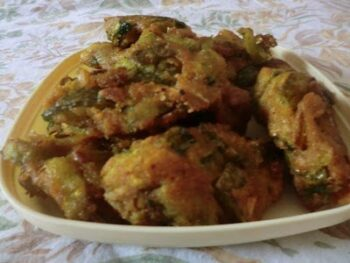 Pumpkin Chilka With Rice Flour - Plattershare - Recipes, Food Stories And Food Enthusiasts