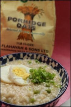Oats &Amp; Peas Congee Using Goindiaorganic Oats - Plattershare - Recipes, Food Stories And Food Enthusiasts