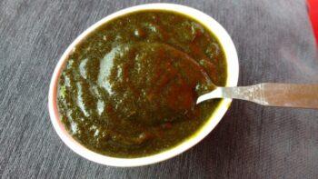 Choonda Chutney - Plattershare - Recipes, Food Stories And Food Enthusiasts
