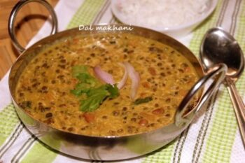 Dal Makhani - Plattershare - Recipes, Food Stories And Food Enthusiasts