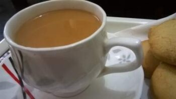 Quick Irani Chai - Plattershare - Recipes, Food Stories And Food Enthusiasts