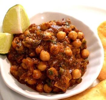 Crispy Chana Chilly - Plattershare - Recipes, Food Stories And Food Enthusiasts