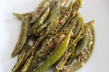 Green Chili Pickle - Plattershare - Recipes, Food Stories And Food Enthusiasts