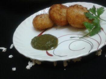 Kheel Tikki - Plattershare - Recipes, Food Stories And Food Enthusiasts