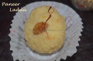 Paneer Laddu - Plattershare - Recipes, Food Stories And Food Enthusiasts