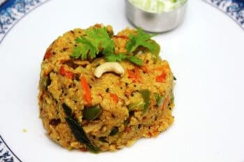 Oats Kharabath - Plattershare - Recipes, Food Stories And Food Enthusiasts