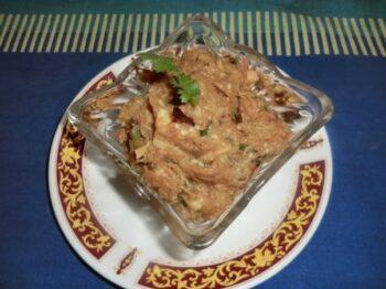 Baingan Ka Bharta With Roasted Tomato - Plattershare - Recipes, Food Stories And Food Enthusiasts
