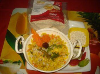 Barley And Moong Dal Khichdi ( Hakubaku Oomugi(Barley), - Plattershare - Recipes, Food Stories And Food Enthusiasts