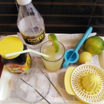 Indo Burma Lemonade - Plattershare - Recipes, Food Stories And Food Enthusiasts