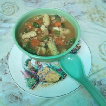 Veggie Soup - Plattershare - Recipes, Food Stories And Food Enthusiasts