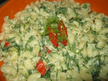 Pasta No Cheese [Healthy Budget Pasta] - Plattershare - Recipes, Food Stories And Food Enthusiasts