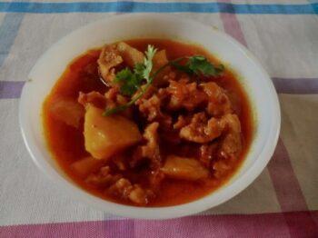 Aloo Vadi - Plattershare - Recipes, Food Stories And Food Enthusiasts
