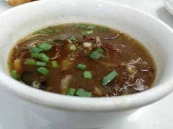 Hot And Sour Soup - Plattershare - Recipes, Food Stories And Food Enthusiasts
