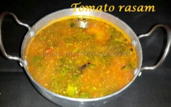Tomato Rasam - Plattershare - Recipes, Food Stories And Food Enthusiasts