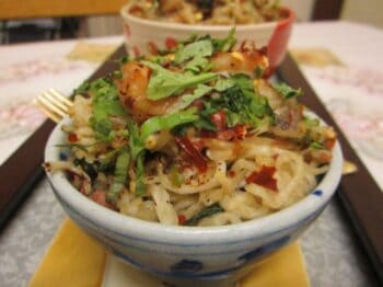 Indonesian Noodles With Chicken And Shrimp - Plattershare - Recipes, Food Stories And Food Enthusiasts