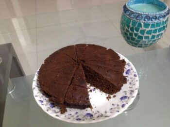 Bourbon Biscuit Brownies - Plattershare - Recipes, Food Stories And Food Enthusiasts