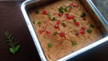 Eggless Tutti Frutti Cake - Plattershare - Recipes, Food Stories And Food Enthusiasts