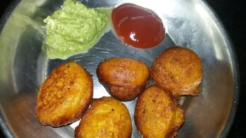 Sorghum (Milo) Fritters - Plattershare - Recipes, Food Stories And Food Enthusiasts