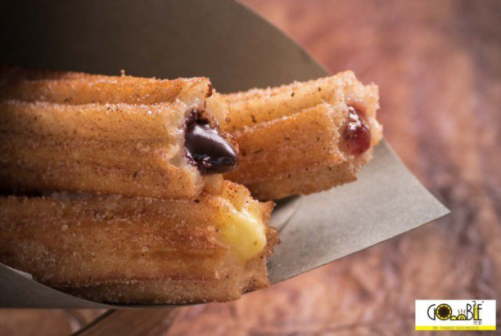 Churros - Gobble Me Up - Plattershare - Recipes, Food Stories And Food Enthusiasts