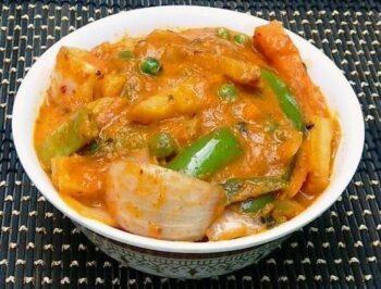 Restaurant Style Kadai Vegetables - Plattershare - Recipes, Food Stories And Food Enthusiasts