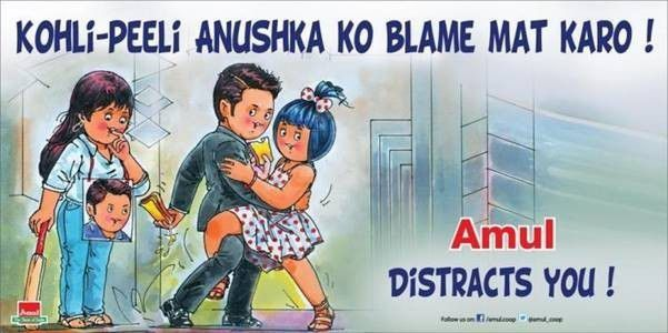 Amul - The Longest Ad Campaign In The World - Plattershare - Recipes, Food Stories And Food Enthusiasts