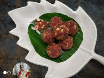 Papaya Laddoo - Plattershare - Recipes, Food Stories And Food Enthusiasts