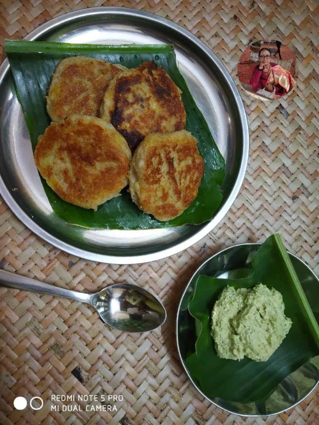 Rajgira Tikki - Plattershare - Recipes, Food Stories And Food Enthusiasts