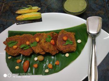 Bhutta Kewab - Plattershare - Recipes, Food Stories And Food Enthusiasts
