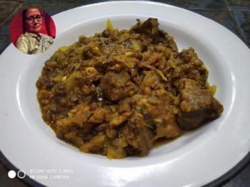 Lal Masoor Kaleji - Plattershare - Recipes, Food Stories And Food Enthusiasts