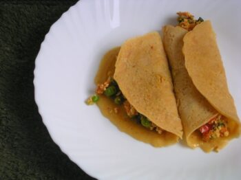 Stuffed Chilas - Plattershare - Recipes, Food Stories And Food Enthusiasts
