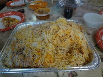 Chicken Dum Biryani - Plattershare - Recipes, Food Stories And Food Enthusiasts