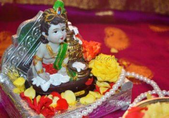 Krishna Jeyanthi / Gokulashtami / Krishna Janmashtami - Plattershare - Recipes, Food Stories And Food Enthusiasts