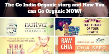 The Go India Organic Story And How You Can Go Organic Now! - Plattershare - Recipes, Food Stories And Food Enthusiasts