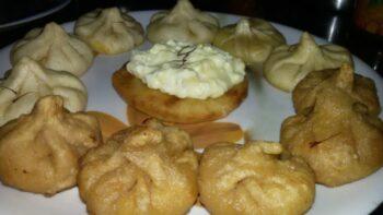 Modak With A Twist. Malpua Style Modak With Rabri Filling - Plattershare - Recipes, Food Stories And Food Enthusiasts