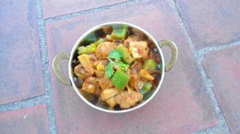 Kadai Mushroom - Plattershare - Recipes, Food Stories And Food Enthusiasts