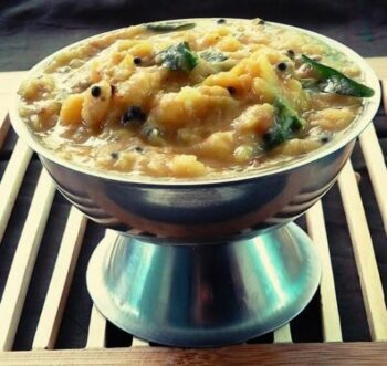 Traditional Dal For Rice (Getti Paruppu) - Plattershare - Recipes, Food Stories And Food Enthusiasts